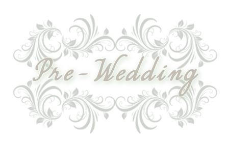 Pre-wedding button